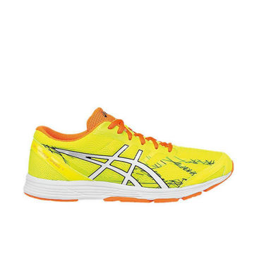 Picture of ASICS ROAD RUNNING SHOES GEL-HYPER SPEED 7 YELLOW FOR MEN