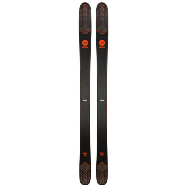 Picture of ROSSIGNOL ALPINE SKIS SKY 7 HD BLACK/RED 2019 FOR MEN