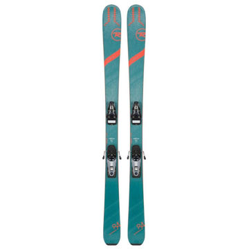Picture of ROSSIGNOL ALPINE SKIS EXPERIENCE 84 AI W TEAL/RED 2020 FOR WOMEN (WITH BINDINGS)