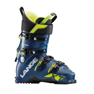Picture of LANGE APLINE SKI BOOTS XT FREE 120 BLUE FOR MEN
