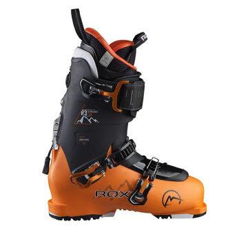 Picture of ROXA APLINE SKI BOOTS R3 100 ORANGE/BLACK FOR MEN