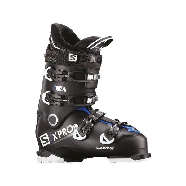 Picture of SALOMON APLINE SKI BOOTS X PRO 80 BLACK/WHITE FOR MEN