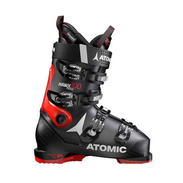 Picture of ATOMIC APLINE SKI BOOTS HAWX PRIME 100 BLACK/RED FOR MEN