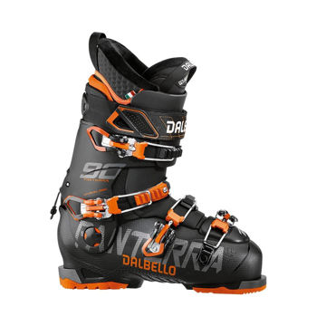 Picture of DALBELLO APLINE SKI BOOTS PANTERRA 90 BLACK/ORANGE FOR MEN