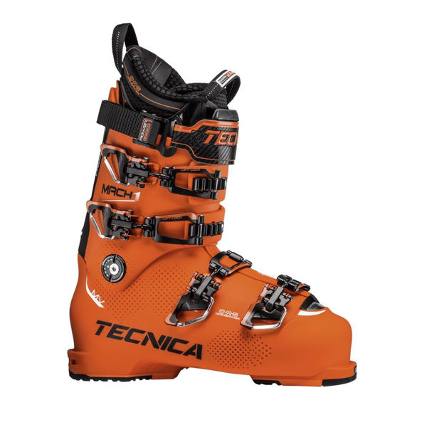 Picture of TECNICA APLINE SKI BOOTS MACH1 MV 130 ORANGE FOR MEN