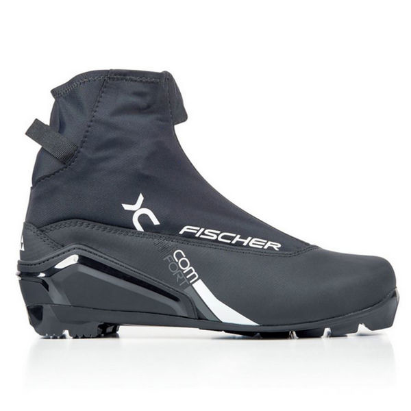 Picture of FISCHER CROSS COUNTRY SKI BOOTS XC COMFORT BLACK