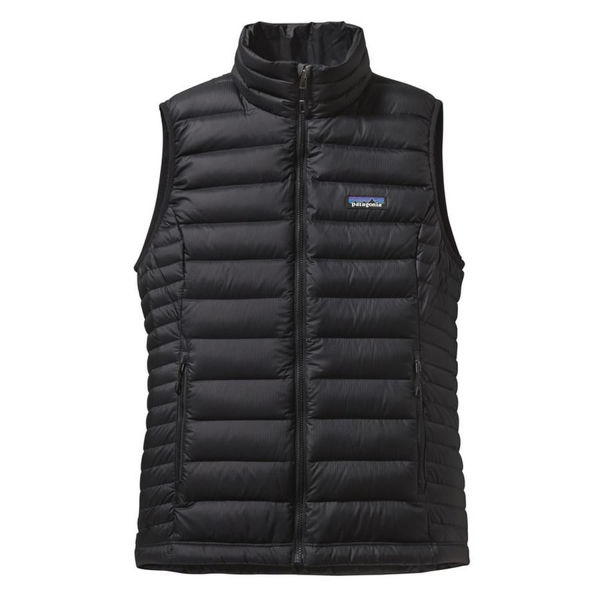 Picture of PATAGONIA ALPINE SKI JACKETS DOWN SWEATER VEST BLACK FOR WOMEN