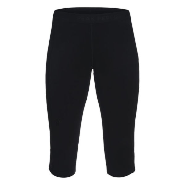 Picture of PEAK PERFORMANCE LEGGINGS HELO MID TIGHTS BLACK FOR WOMEN