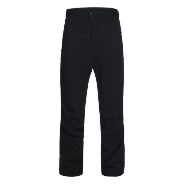 Picture of PEAK PERFORMANCE ALPINE SKI PANT MAROON BLACK FOR MEN