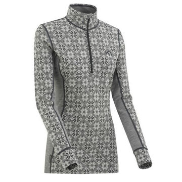 Picture of KARI TRAA ALPINE SKI SWEATERS ROSE H/Z DOVE FOR WOMEN