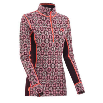Picture of KARI TRAA ALPINE SKI SWEATERS ROSE H/Z JAM FOR WOMEN