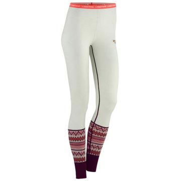 Picture of KARI TRAA LEGGINGS LOKKE PANT WHITE FOR WOMEN