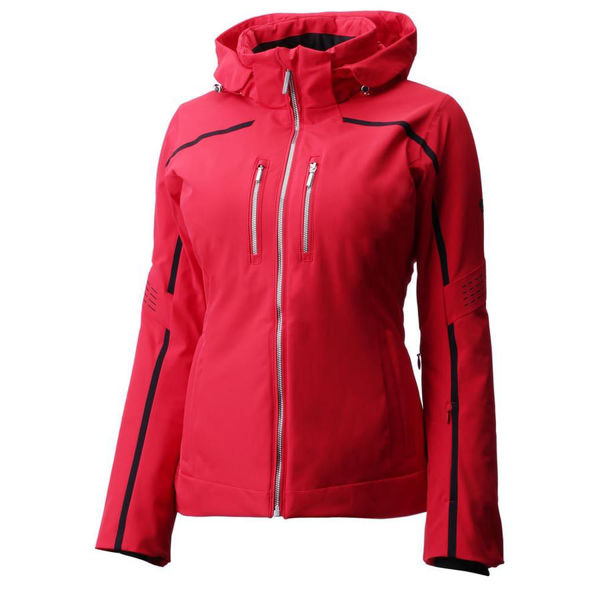 Picture of DESCENTE ALPINE SKI JACKETS EVANGELINE RED FOR WOMEN