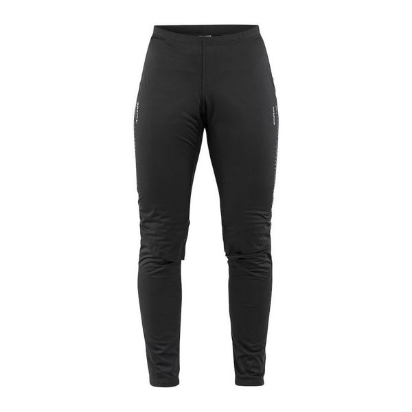 Picture of CRAFT CROSS COUNTRY SKI PANT STORM TIGHTS 2.0 BLACK FOR WOMEN