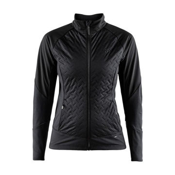 Picture of CRAFT CROSS COUNTRY SKI JACKET FUSION BLACK FOR WOMEN