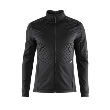 Picture of CRAFT CROSS COUNTRY SKI JACKET FUSION BLACK FOR MEN