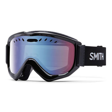 Image de LUNETTES DE SKI ALPIN SMITH KNOWLEDGE OTG BLUE SENSOR NOIR