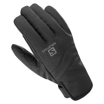 Image de GANTS SALOMON RS WARM NOIR