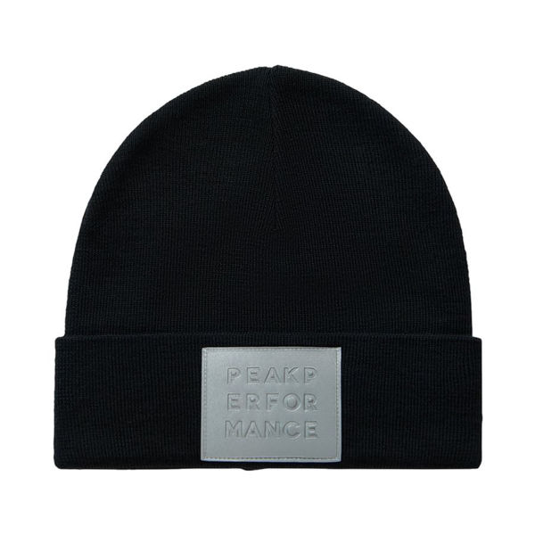 Image sur TUQUE PEAK PERFORMANCE REFLECTHAT NOIR