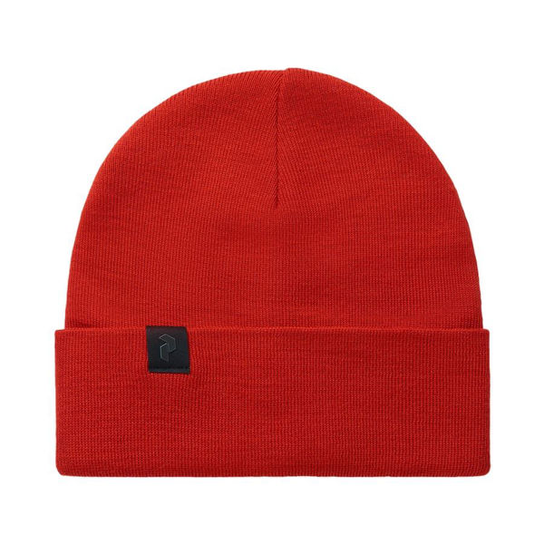 Image sur TUQUE PEAK PERFORMANCE SWITCH ROUGE