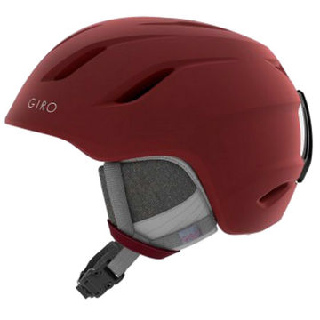 Picture of GIRO ALPINE SKI HELMET ERA MAT SCARLET PEAK FOR WOMEN