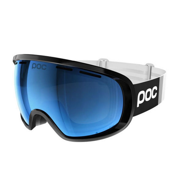 Picture of POC ALPINE SKI GOGGLES FOVEA CLARITY COMP/SPEKTRIS BLUE URANIUM BLACK