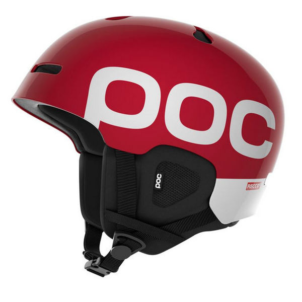 Picture of POC ALPINE SKI HELMET AURIC CUT BC SPIN RED