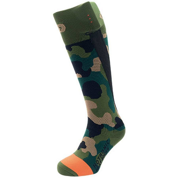Picture of HOTRONIC SOCKS HEAT XLP PFI 30 CAMO FOR UNISEX