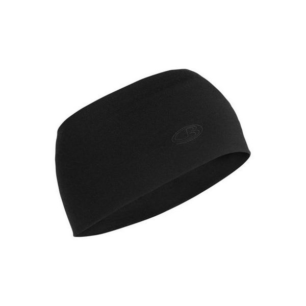 Picture of ICEBREAKER HAT CHASE HEADBAND BLACK