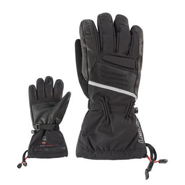 Picture of LENZ HEATED SKI GLOVES 4.0 BLACK FOR MEN
