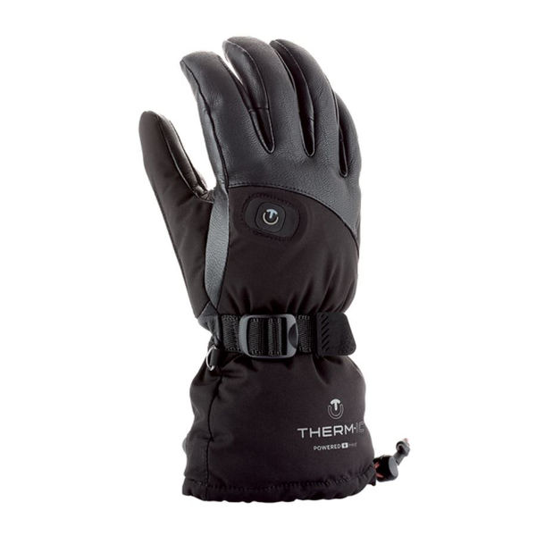 Picture of THERM-IC HEATED SKI GLOVES POWERGLOVE IC 1300 BLACK FOR WOMEN