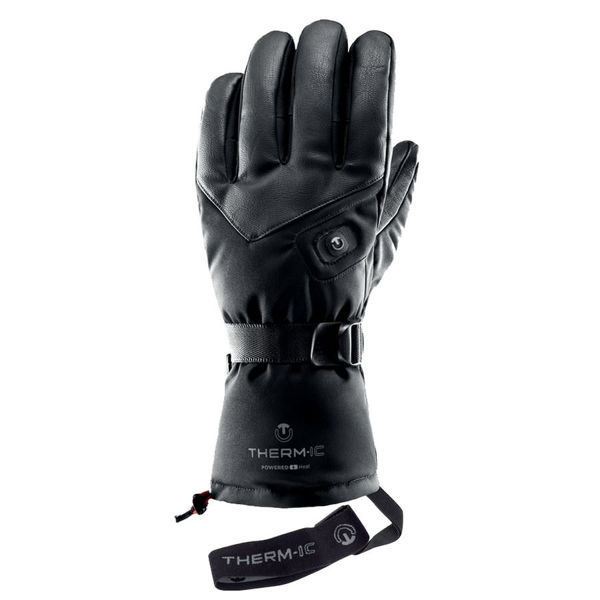 Picture of THERM-IC HEATED SKI GLOVES POWERGLOVE IC 1300 BLACK FOR MEN