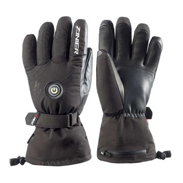 Picture of ZANIER GLOVES RADIATOR GTX BLACK FOR MEN