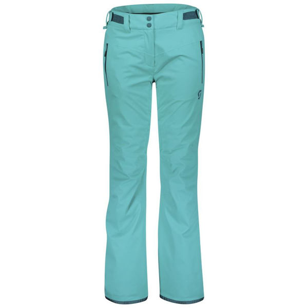 Picture of SCOTT ALPINE SKI PANTS ULTIMATE DRYO 10 SKY BLUE FOR WOMEN