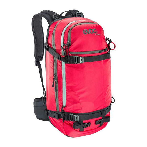 Picture of EVOC ALPINE SKI BAG FR GUIDE 30L RED