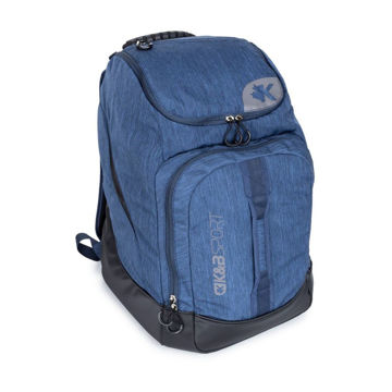 Picture of K&B ALPINE SKI BAG COPPER BACKPACK DENIM