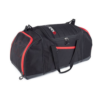 Picture of K&B ALPINE SKI BAG EXPERT DUFFLE BLACK
