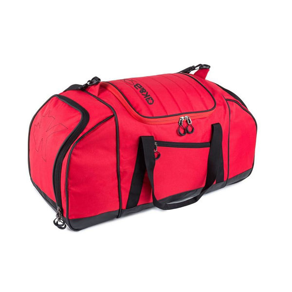 Picture of K&B ALPINE SKI BAG EXPERT DUFFLE RED