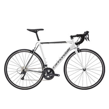 Picture of CANNONDALE ROAD BIKE CAAD OPTIMO SORA WHITE 2019