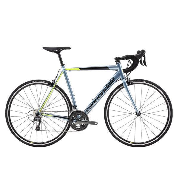 Picture of CANNONDALE ROAD BIKE CAAD OPTIMO TIAGRA BLUE/GREEN 2019