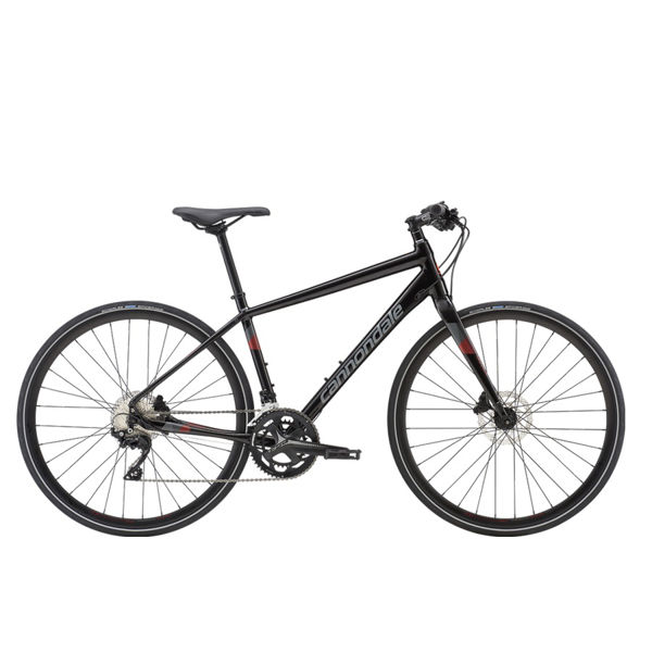 Picture of CANNONDALE HYBRID BIKE QUICK 1 BLACK 2019