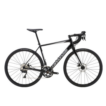 Picture of CANNONDALE ROAD BIKE SYNAPSE ALLOY DISC 105 BLACK 2019
