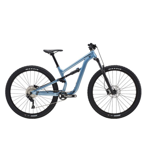 Picture of CANNONDALE MOUNTAIN BIKE HABIT 3 BLUE 2019 FOR WOMEN
