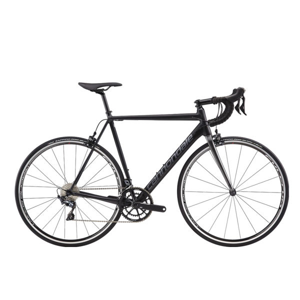 Picture of CANNONDALE ROAD BIKE CAAD12 ULTEGRA BLACK 2019