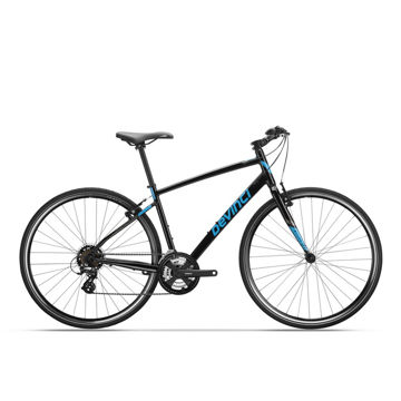 Picture of DEVINCI HYBRID BIKE MILANO BLACK/BLUE 2019