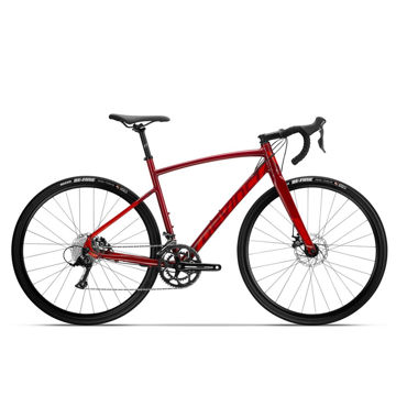 Image de VÉLO DE ROUTE DEVINCI HATCHET SORA MEDIUM ROUGE 2019