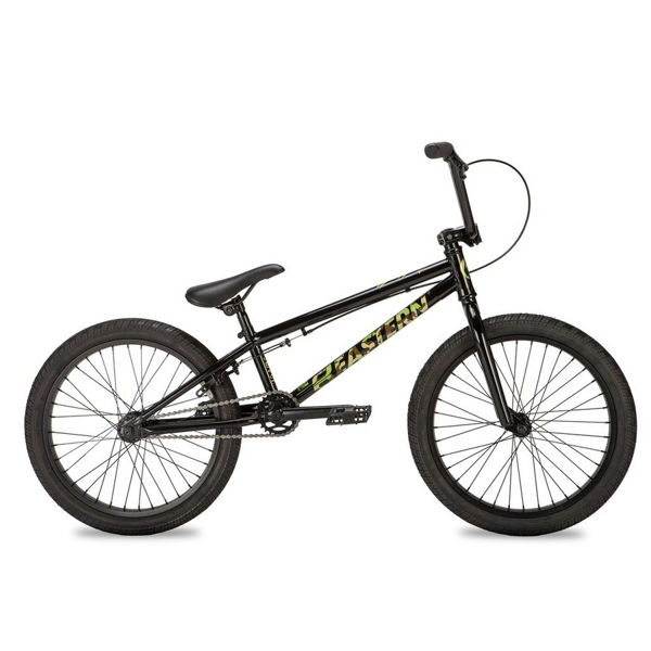 Picture of EASTERN BMX BIKE LOWDOWN BLACK 2019
