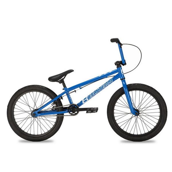 Picture of EASTERN BMX BIKE LOWDOWN BLUE 2019