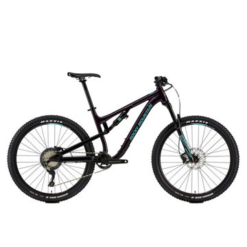 Picture of ROCKY MOUNTAIN MOUNTAIN BIKE THUDERBOLT A30 PURPLE/BLACK 2019