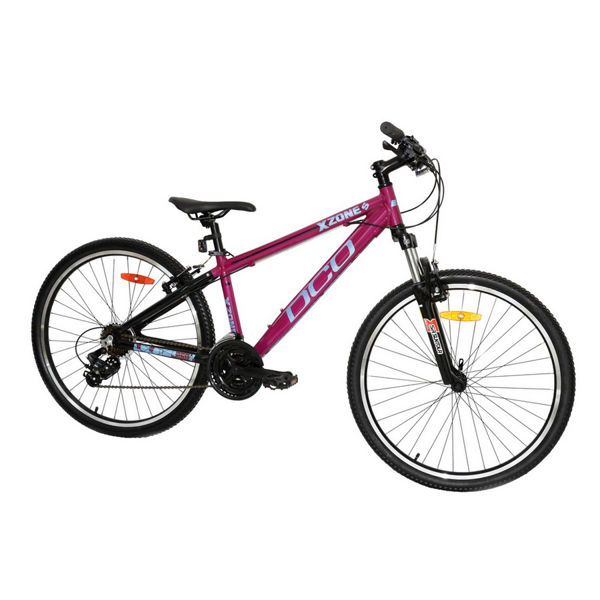 Picture of DCO MOUNTAIN BIKE X ZONE 260S PURPLE/BLUE 2019